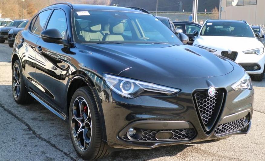 Alfa Romeo Stelvio 2.2 Turbodiesel 210CV Q4 AT8 Veloce