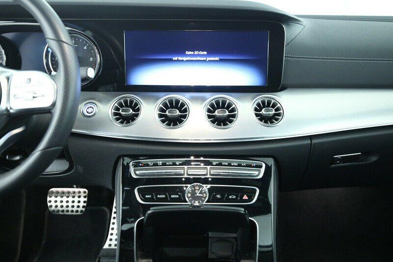 Mercedes-Benz E 220 d Cabrio AMG